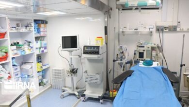 تصویر بیمارستان ۶۴ تختخوابی مراوهتپه دهه فجر افتتاح میشود