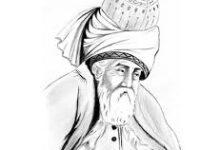 تصویر گفتگو با کامبیز قجقی نژاد در باره مولانا ( بخش سوم )