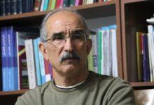 تصویر گفتگو با استاد عنصری ( بخش ۲ ) / ذهن تاریخی انسان ترکمن به میزان زیاد شفاهی است