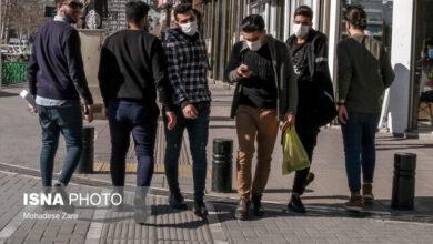 تصویر آمار تاهل مردان در ایران