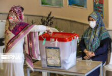 تصویر حضور زنان در انتخابات نشانه رشد فکری جامعه است