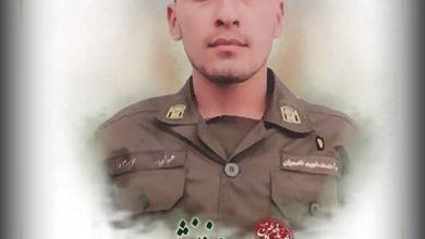 تصویر طاهر سارلی : شهید مختوم نژاد جانش را برای وطن فدا کرد