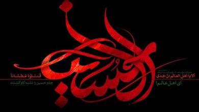 تصویر تاسوعا و عاشورای حسینی بر رهروان آن حضرت تسلیت باد
