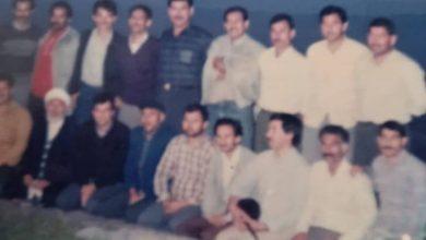 تصویر دو عکس خاطره انگیز از نازمحمد پقه