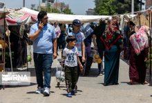 تصویر سهلانگاری و تجمعات، رنگ کرونایی شرق گلستان را دوباره زرد کرد