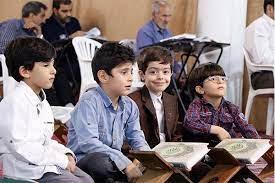 تصویر اطلاعیه برگزاری مسابقه قرائت قرآن