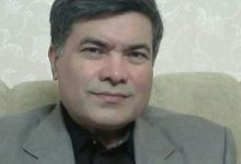 تصویر شعری از شاعر ترکمن در ستایش رسول اکرم (ص)