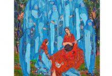 تصویر به مناسبت روز جهانی هنرمندان و نقاشان